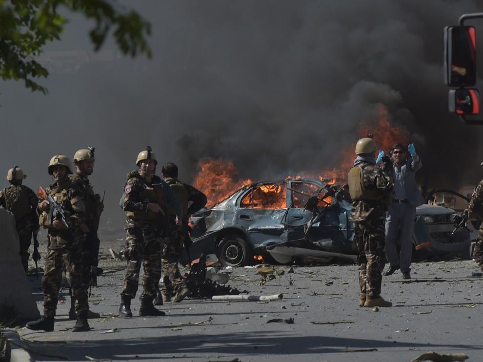 El atentado fue perpetrado el pasado 31 de mayo.