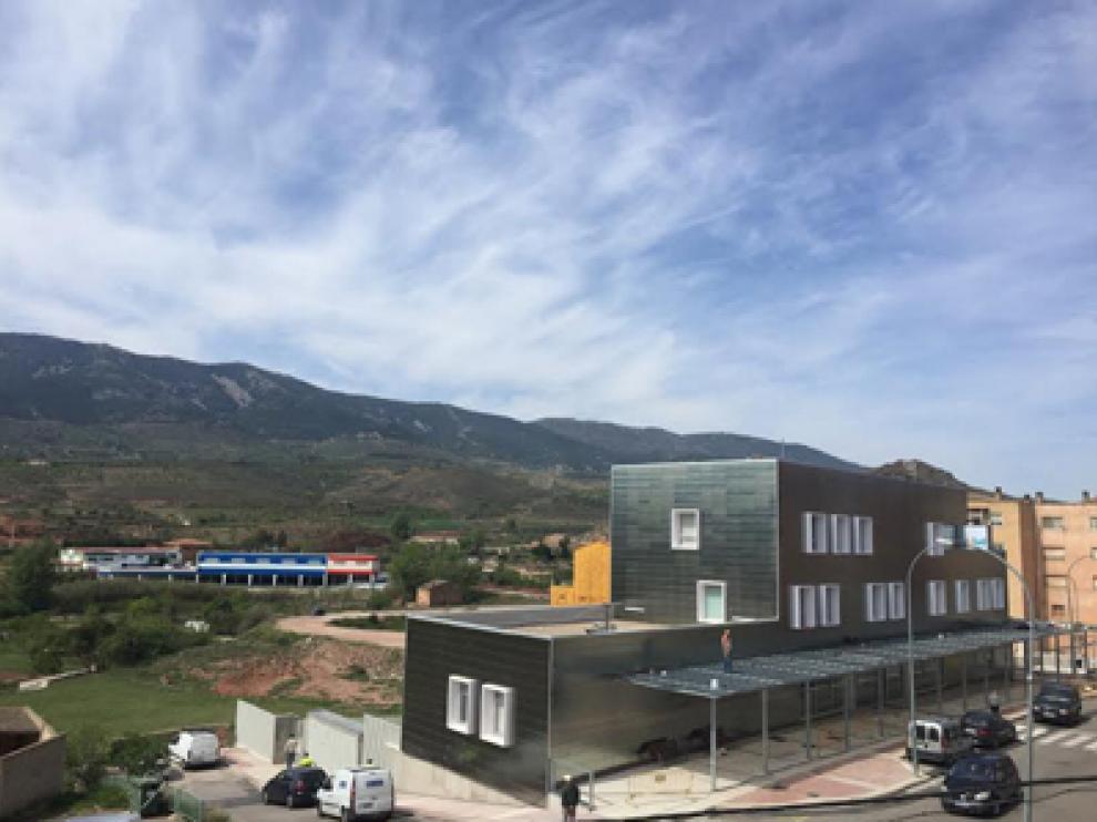 El nuevo centro de salud se sitúa en la avenida de la Diagonal.
