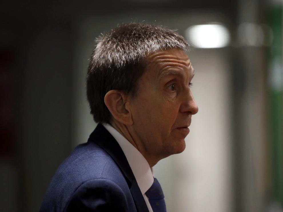 El fiscal jefe Anticorrupción Manuel Moix.