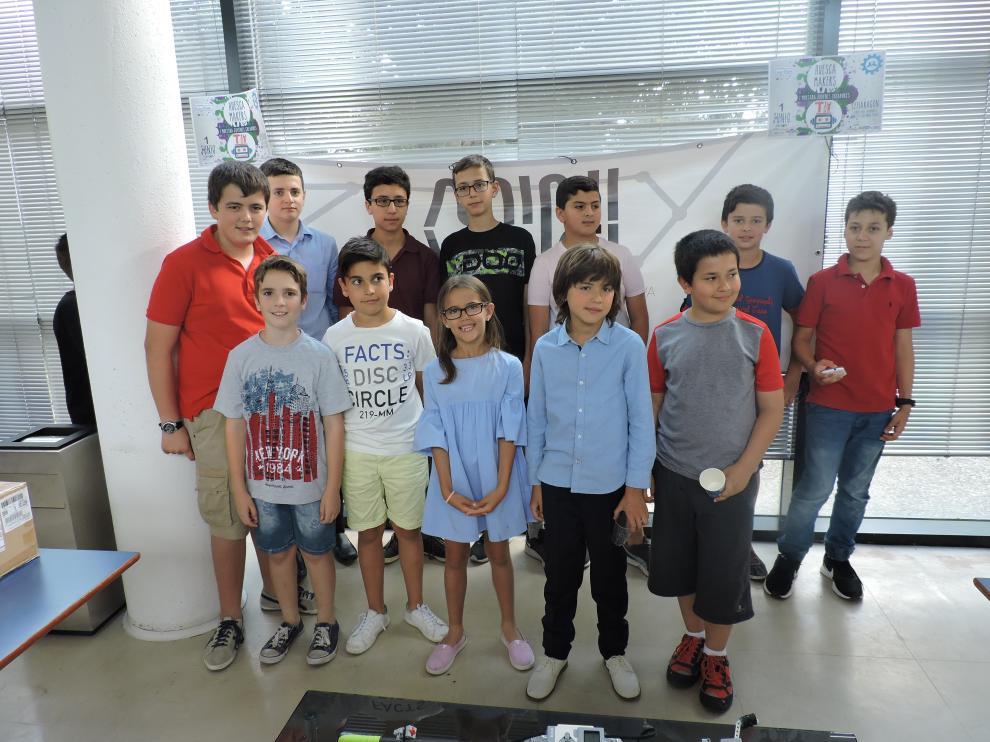 Los jóvenes inventores.