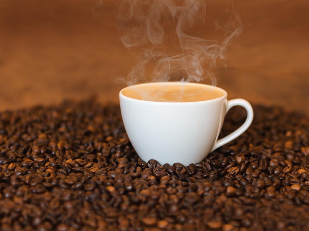 La cantidad de café que se prepara influye en el grado de cafeína.