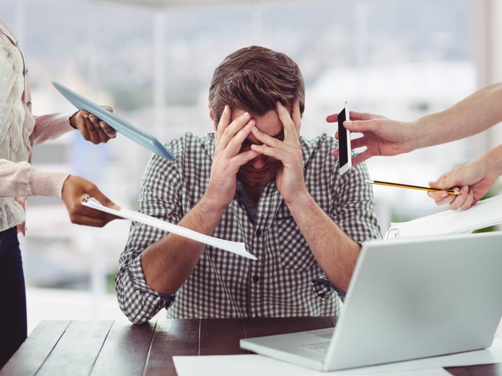 Los estudios demuestran importantes efectos del estrés en nuestro organismo.