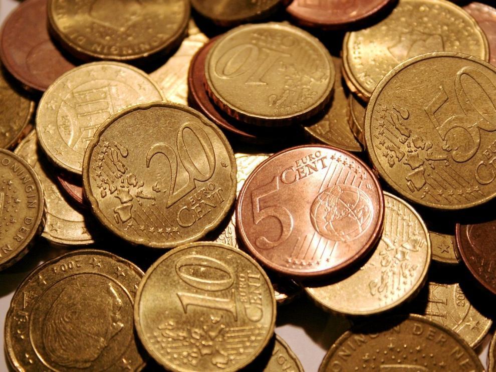 Las monedas de euro también se fabrican y hay que pagar por ello.
