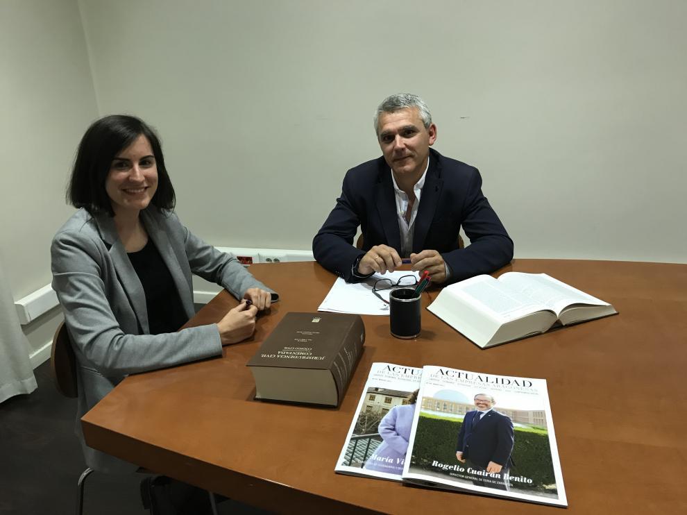 Pablo Malo (socio gerente de Ilex Abogados) y Patricia Millastre (abogada) recomiendan buscar asesoramiento profesional para quien se crea afectado por este impuesto.