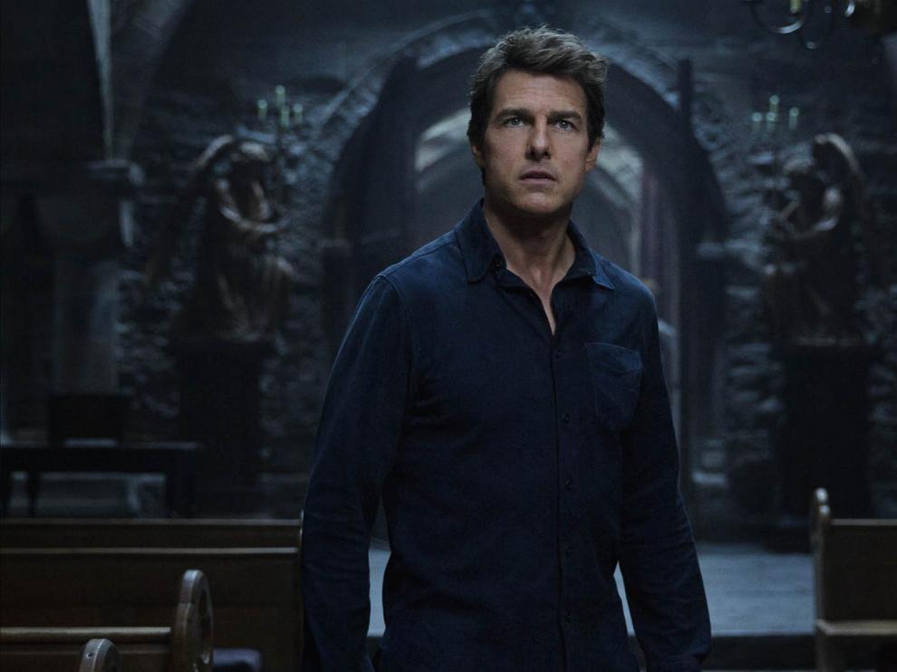 Tom Cruise protagoniza 'La momia', del director Alex Kurtzman.