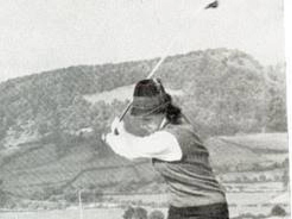 Fallece Mercedes Etchart, pionera y referencia del golf femenino en España.