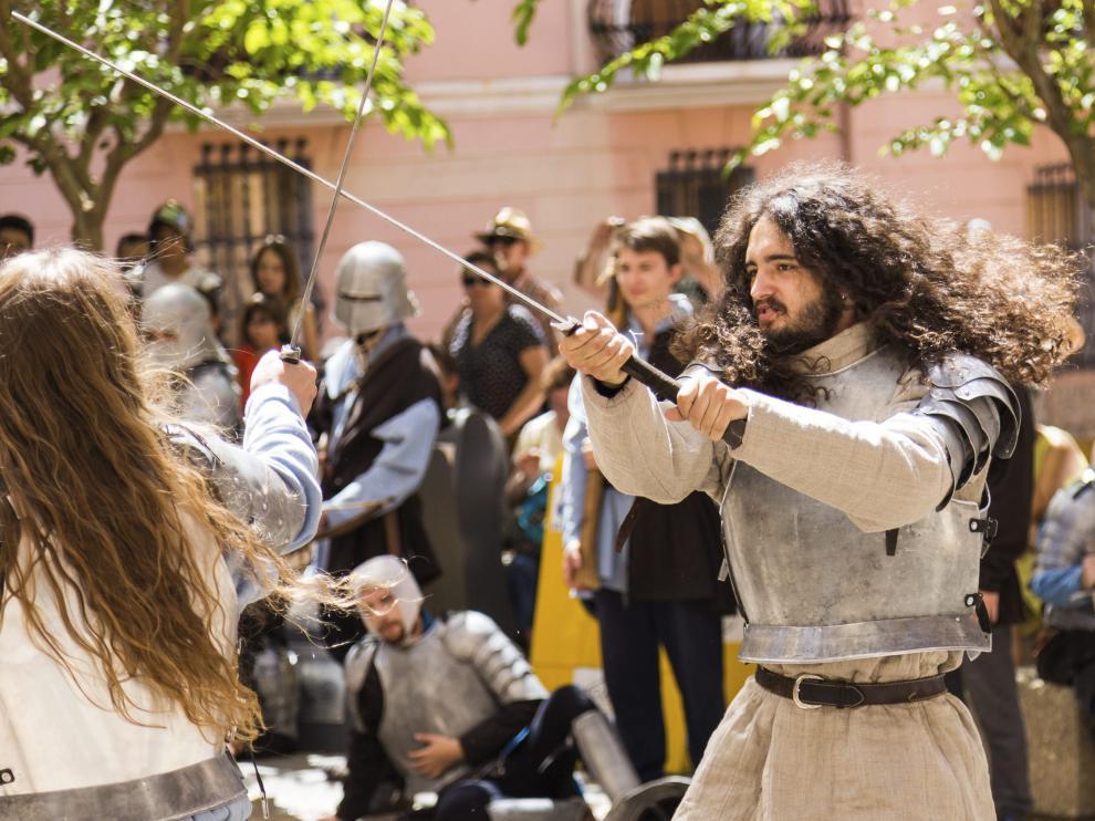 La feria medieval de Daroca