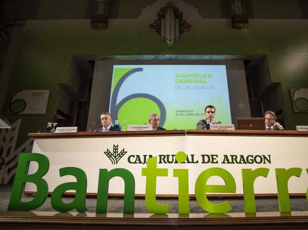 Asamblea de Bantierra este viernes.