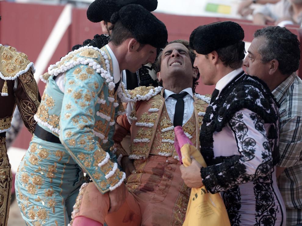 El torero Iván Fandiño pierde la vida al ser corneado en Francia