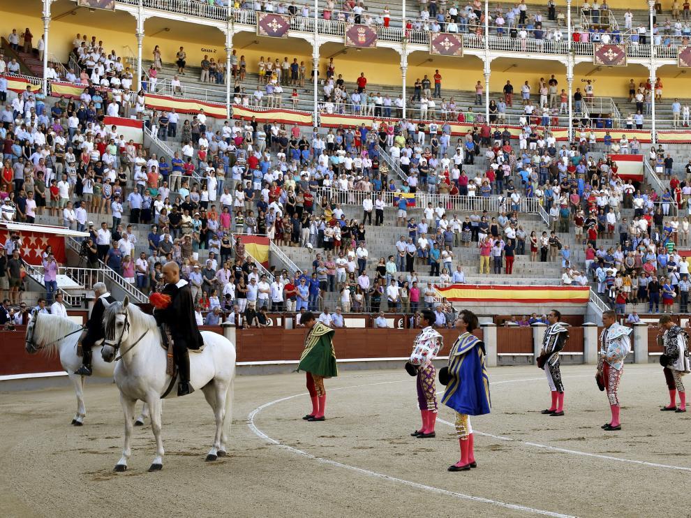 Emocionada despedida a Iván Fandiño en Las Ventas