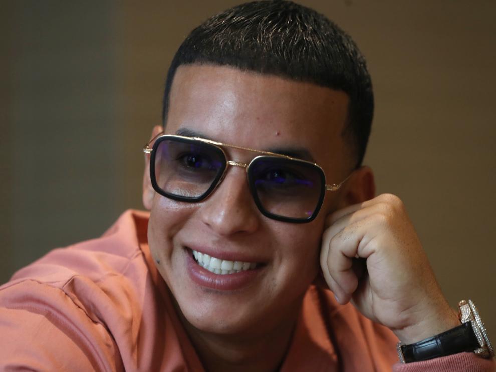 El reguetonero Daddy Yankee, en una imagen de archivo.
