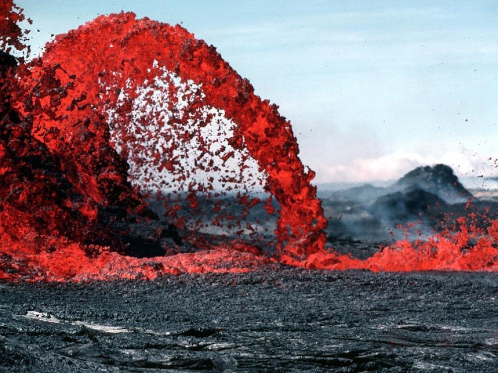 """La herencia gráfica -y los tortazos- del viral """"¡El suelo es lava!"""""""