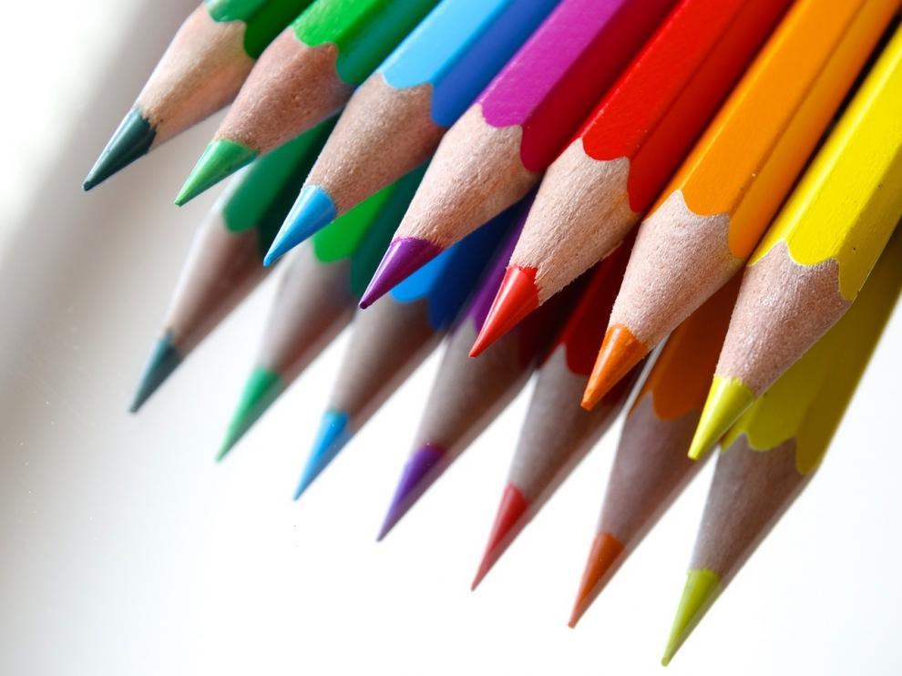 Además de los siete del arcoíris, distinguimos muchos más colores.