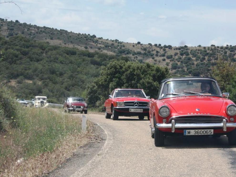 Viajar a bordo de vehículos antiguos será más fácil con el itinerario 'slow driving'.