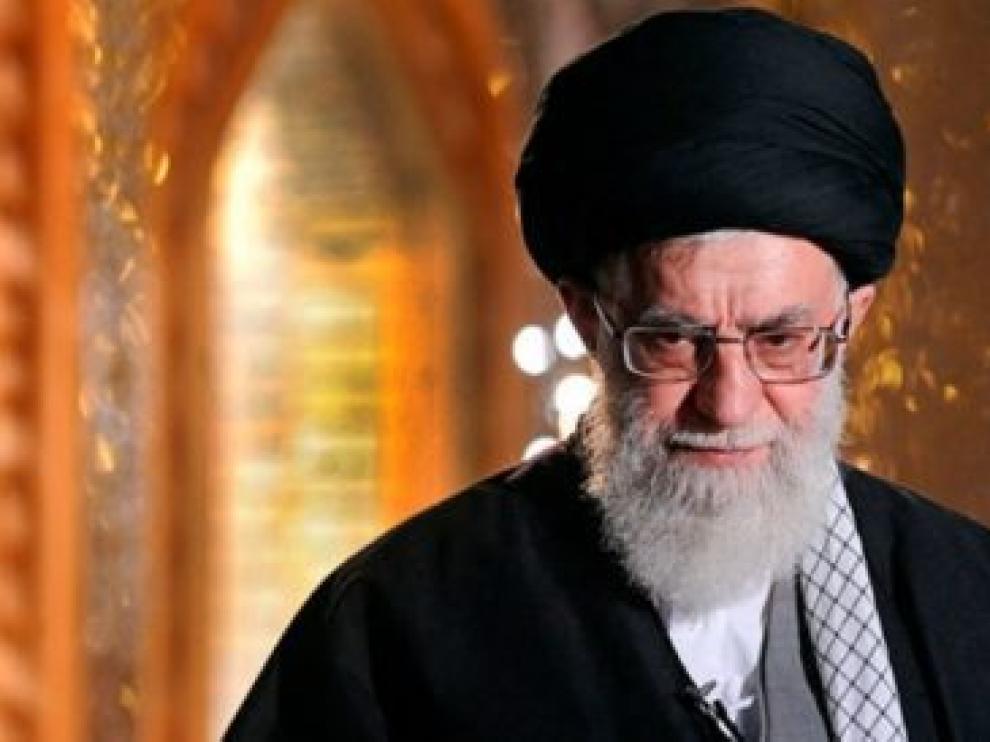 El líder de Irán, Alí Jamenei.