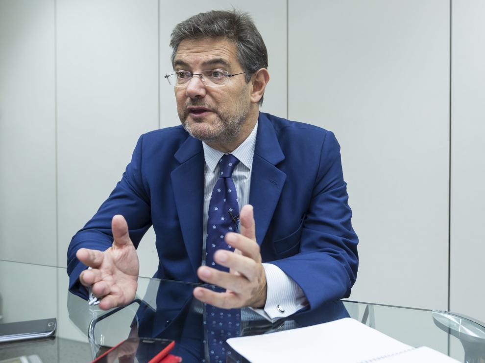 Rafael Catalá, en una foto de archivo.