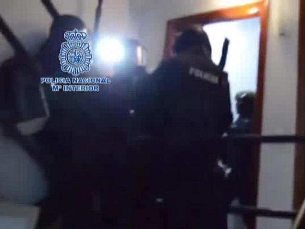 Imagen de archivo de una operación contra el terrorismo yihadista