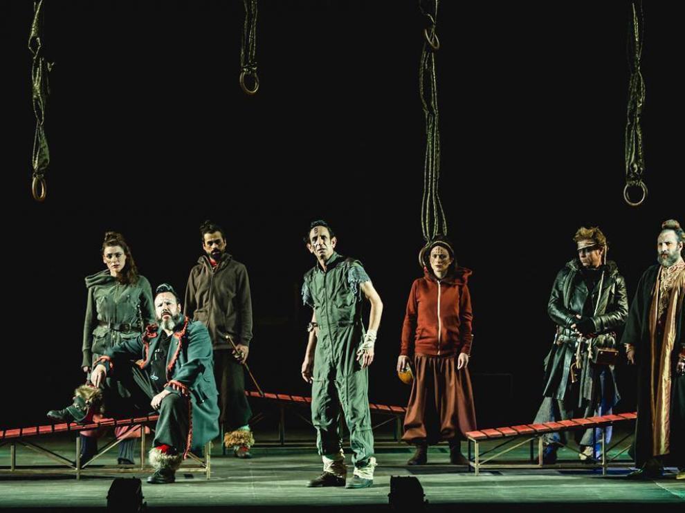 Con la versión de 'La vida es sueño' de Teatro del Temple, se inaugurará el festival en Rubielos de Mora.