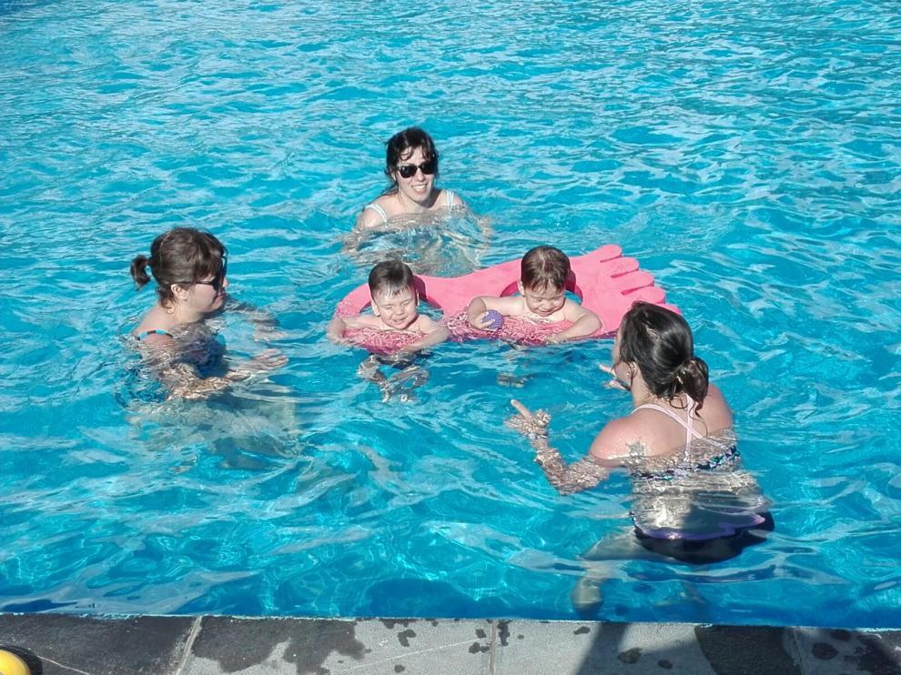 Las actividades acuáticas son las más demandadas por los usuarios.