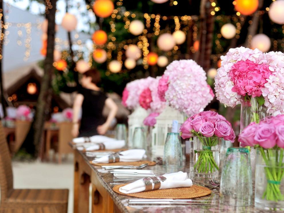 Tres detalles para celebrar una boda de verano única