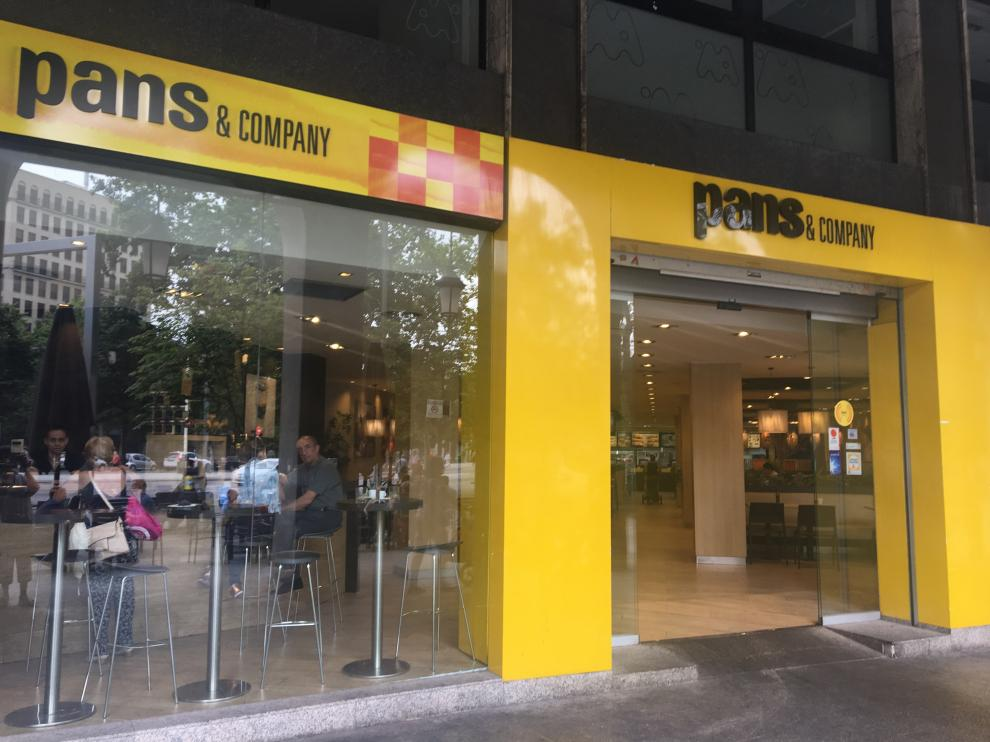 Pans & Company Plaza Aragón