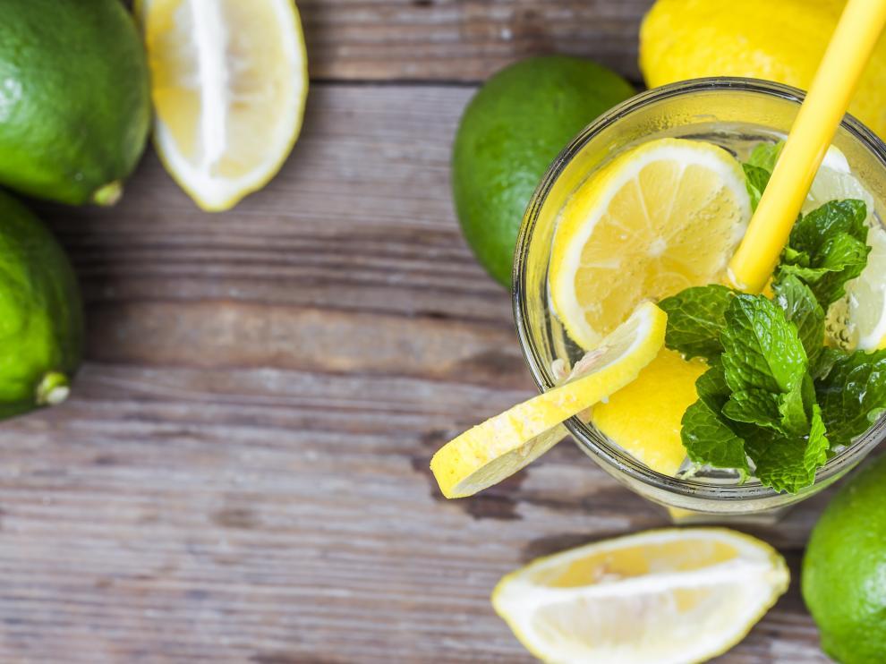 La menta es muy refrescante y facilita la digestión, más pesada en verano.