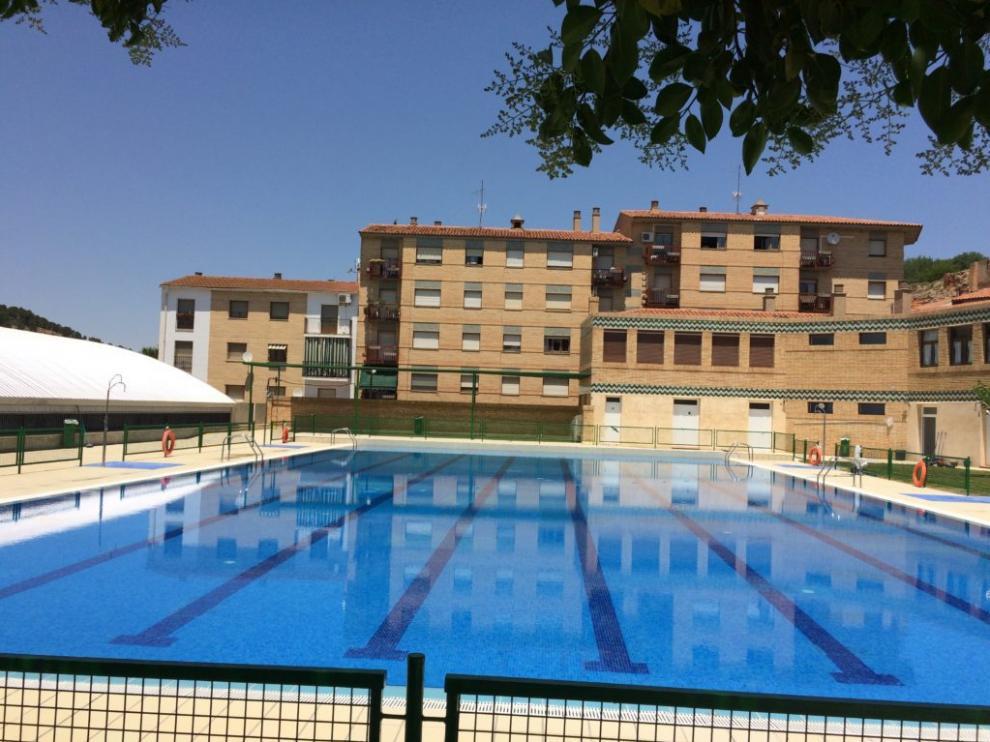 En la piscina municipal de Híjar, un niño de 10 años sufrió un ahogamiento.