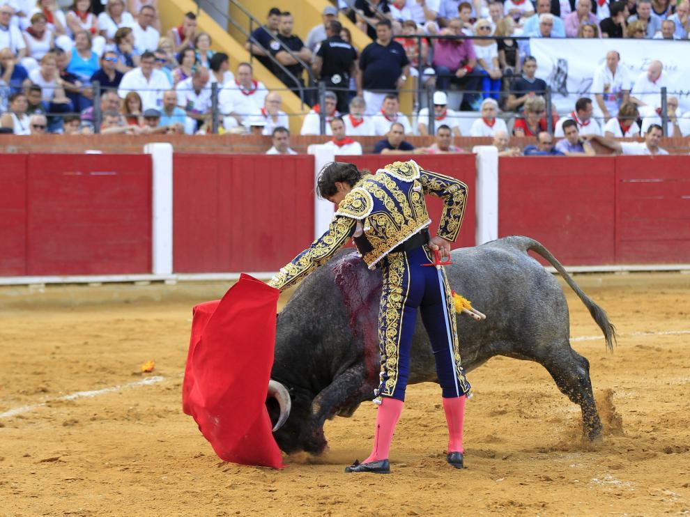 Corrida de toros en Teruel