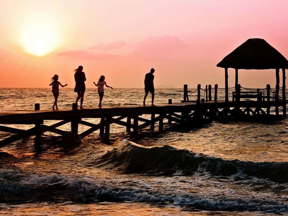 El verano es tiempo de disfrutar en familia, pero dejando siempre tiempo libre para uno mismo.