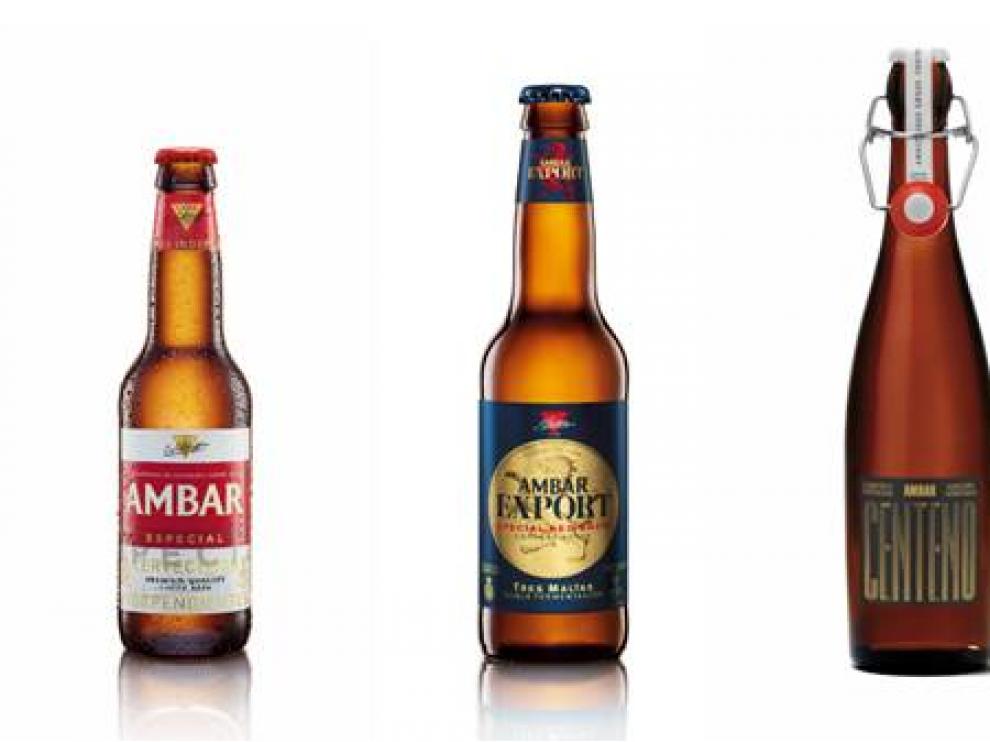 Ambar Export, Ambar Especial y Ambar Centeno.