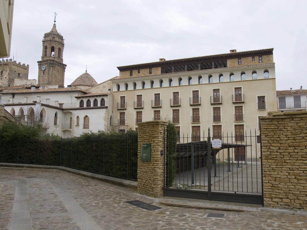 La Iglesuela del Cid, en imagen de archivo.