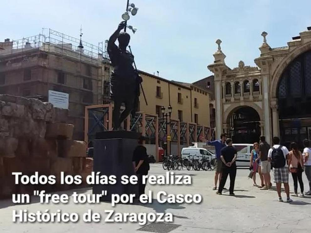 De turismo por Zaragoza por el precio que usted elija