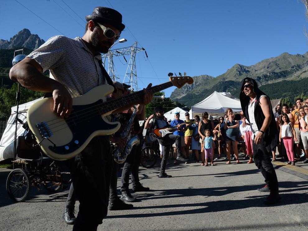Primera jornada de una nueva edición de Pirineos Sur
