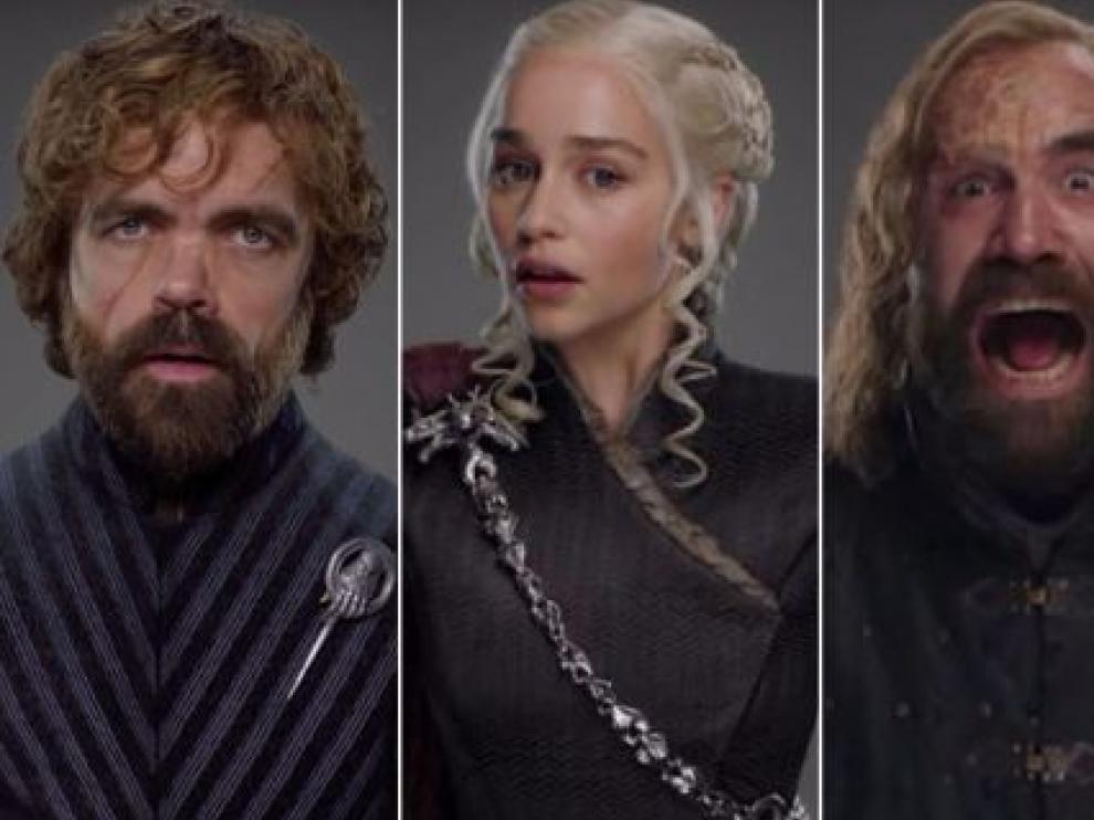 Los protagonistas de los 'Siete Reinos' se preparan para el invierno.