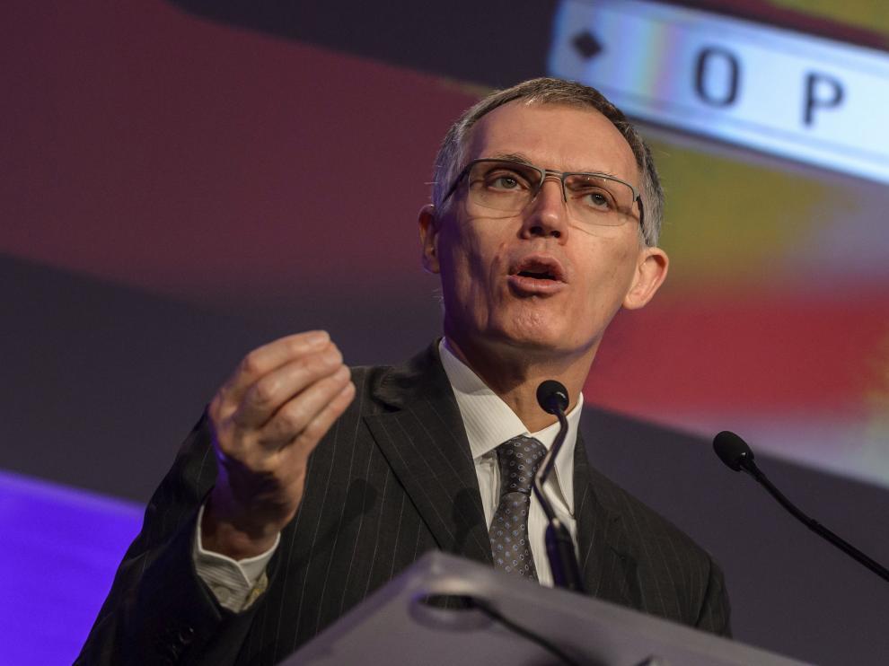 Carlos Tavares, el presidente del grupo PSA