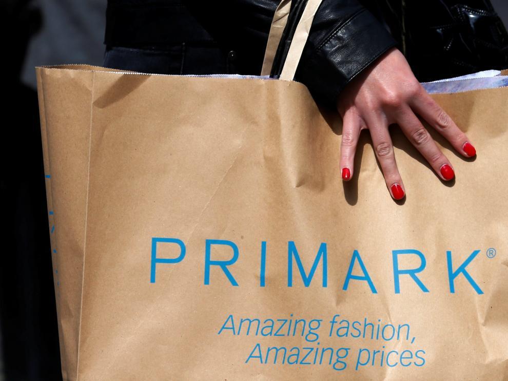 Una bolsa de Primark.