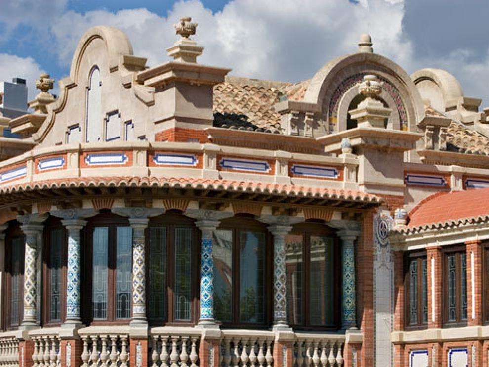 Ebrópolis tiene su sede en la Casa Solans