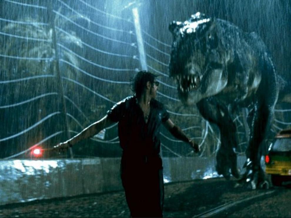 Imagen de 'Jurassic Park'
