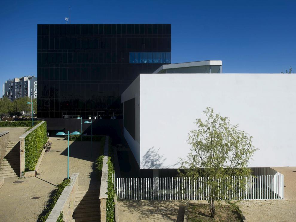 El complejo Aura, situado en el número 7 de la avenida de José Atarés