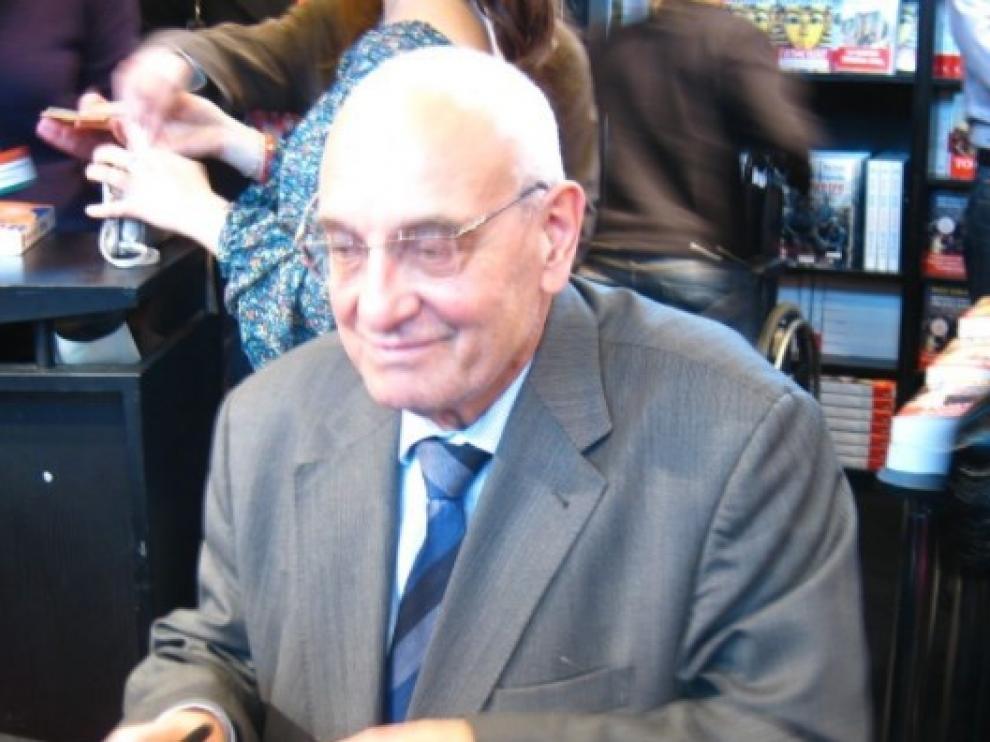 Muere el académico francés Max Gallo