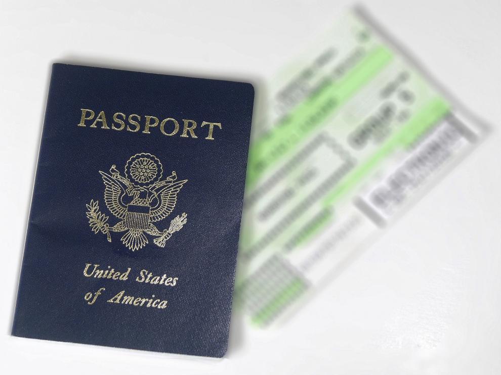 Los billetes de avión también están muy demandados.