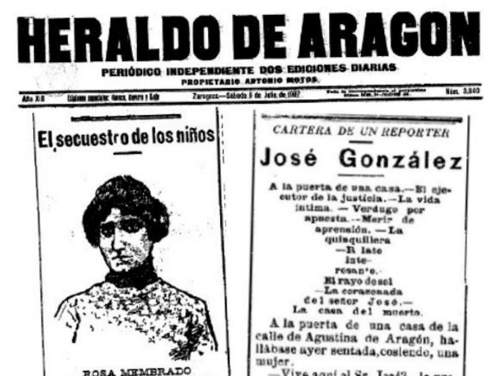 Una ruta por la Zaragoza oscura y criminal a plena luz del día