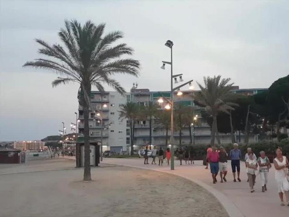 La Pineda, segunda residencia de los aragoneses