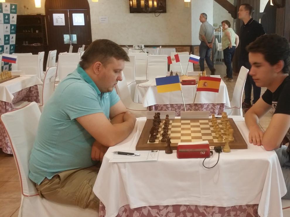 Torneo Magistral de Ajedrez cerrado en Utebo