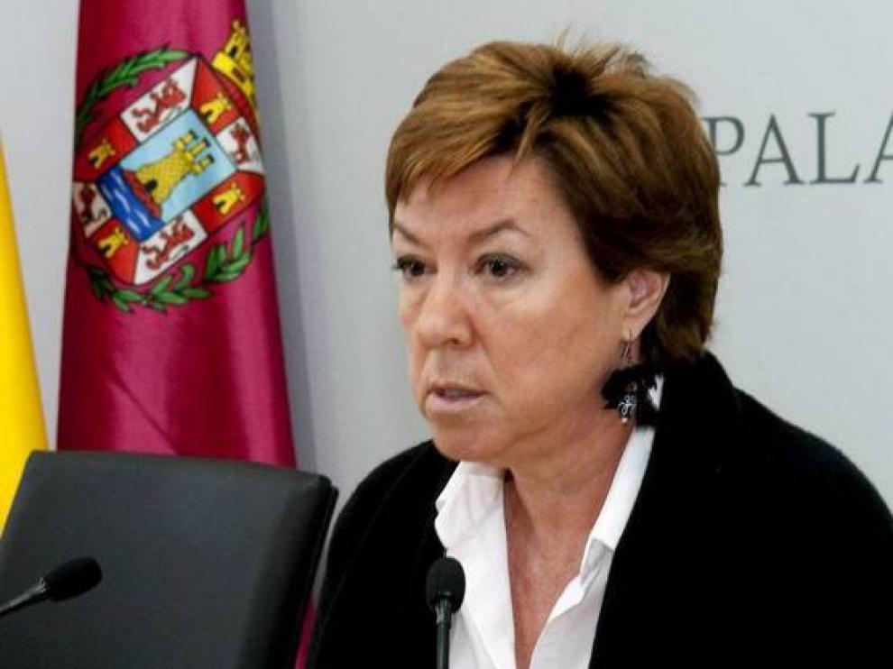 La senadora y exalcaldesa de Cartagena Pilar Barreiro, en una foto de archivo.