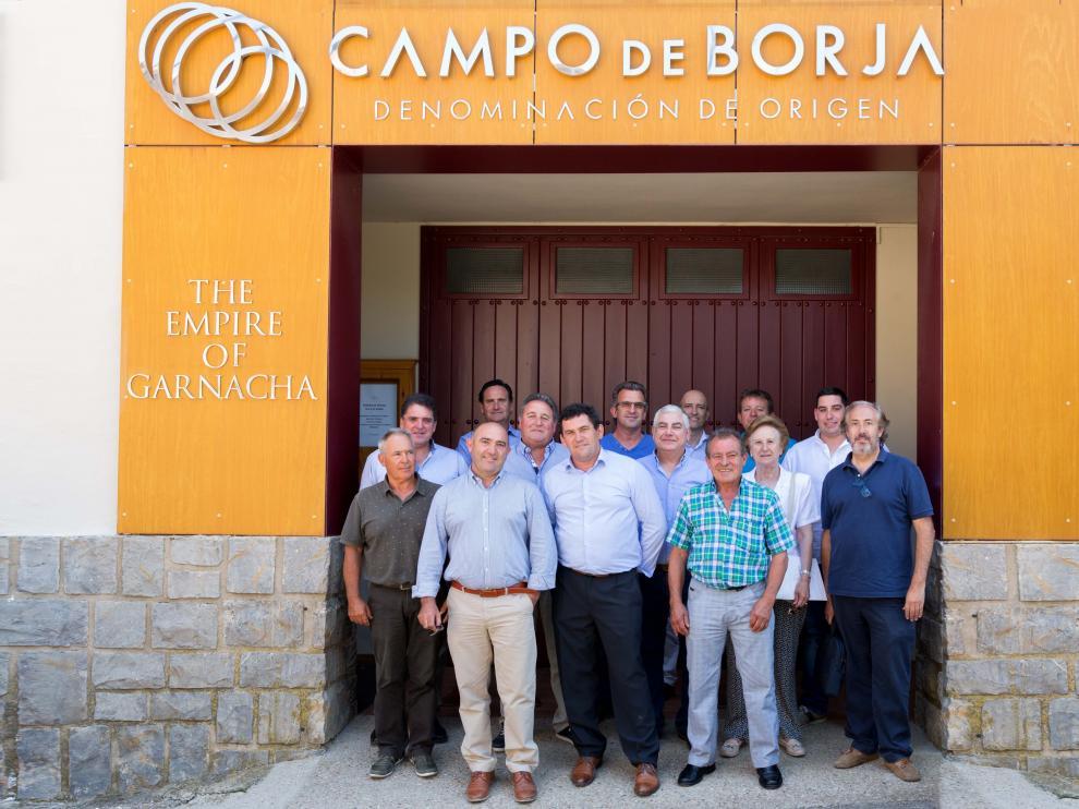 Nuevo Pleno del CRDO Campo de Borja.