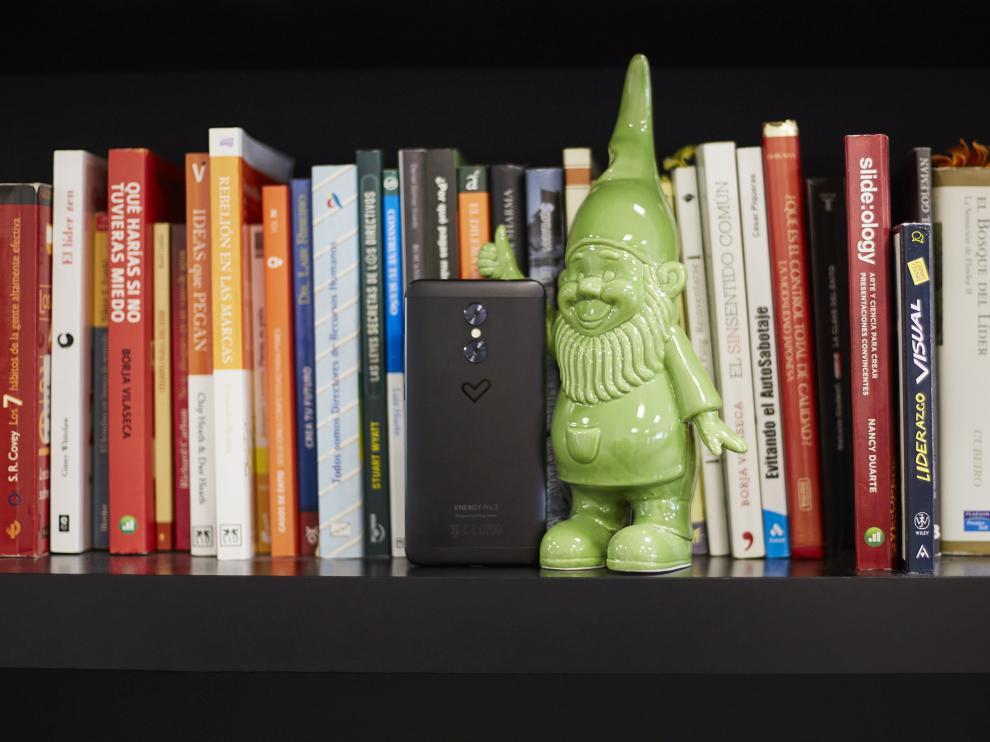 Los propietarios que lo deseen puedentransformar los dispositivos móviles que noutilizan en cámaras.
