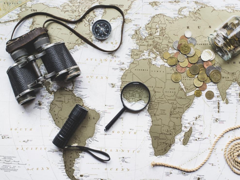 La preparación de un viaje es en ocasiones fuente de estrés.