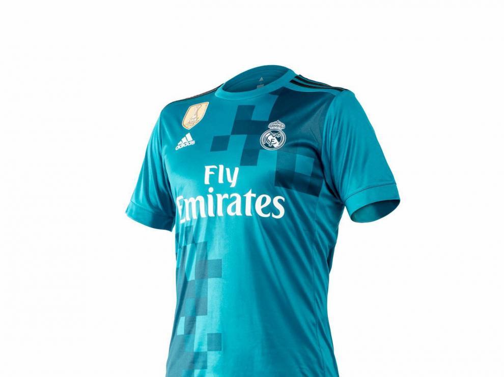 La tercera equipación del Real Madrid, diseñada por aficionados.