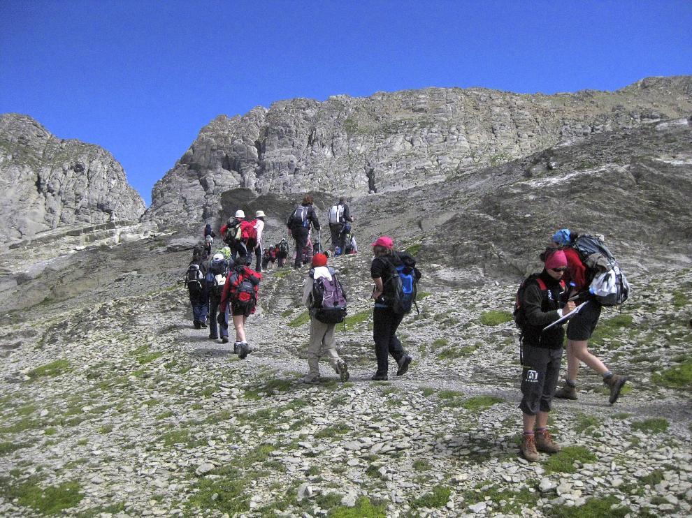 Montaña Segura ayuda a que los miles de visitantes que Aragón recibe tengan una mejor experiencia.